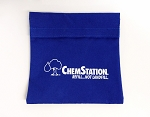 Blue Reusable Sandwich Bags