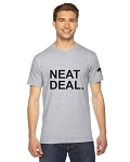 American Apparel Short Sleeve Tee (Unisex)  Neat Deal