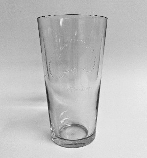 16 oz Synthetic Glass/Pint